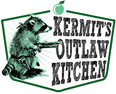 Kermit's Outlaw Kitchen Logo